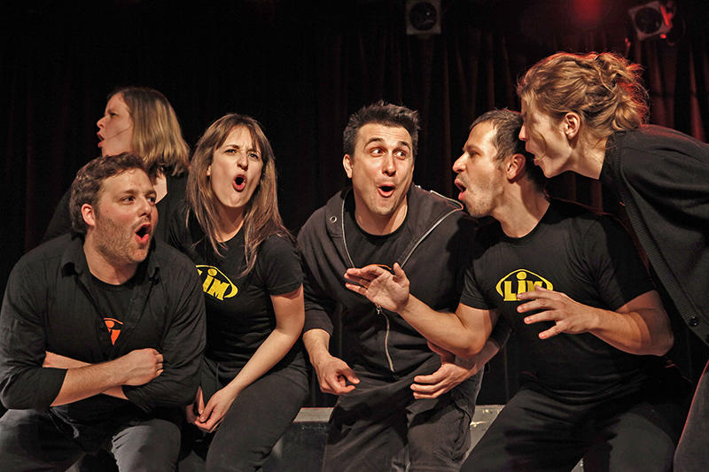 It's no joke – the power of Improv in business meetings