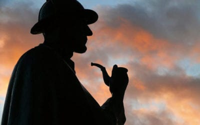 Would Sherlock Holmes have been a great sales coach?